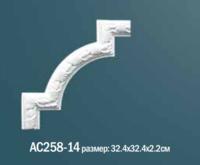 Угловой элемент AC258-14